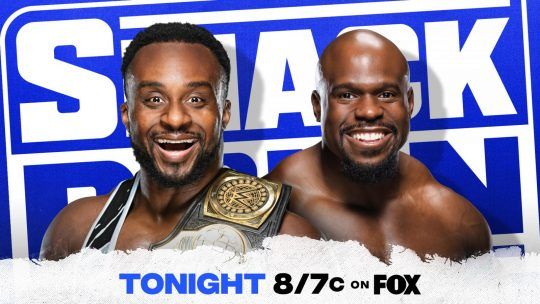 WWE SmackDown Results - Jan. 22, 2021 - Big E vs. Apollo Crews