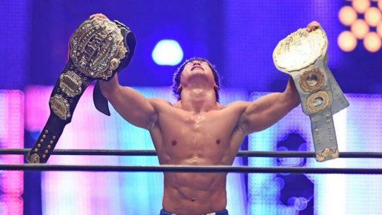 NJPW to Unify the IWGP Heavyweight & Intercontinental Championships