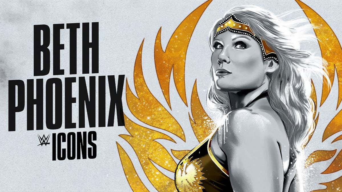 "Beth Phoenix Reveals The Origin Of ""Glamazon"""