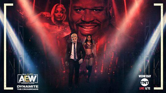 AEW Dynamite Results - Mar. 3, 2021 - Shaq & Jade vs. Cody & Velvet