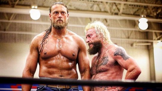 Big Cass Returns to the Ring at Indie Show
