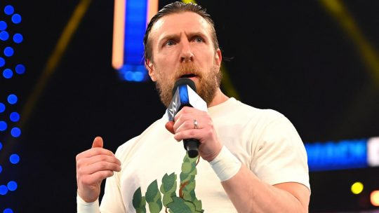Daniel Bryan's WWE Contract Expired on Friday