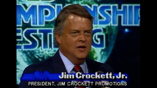 Jim Crockett Jr. Passes Away at Age 76