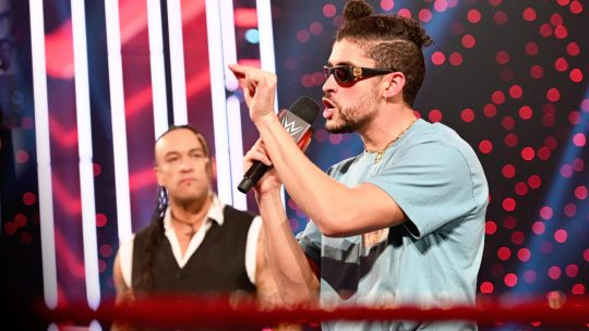 WWE: Bad Bunny on His Time in WWE, Adnan Virk on Lack of Meeting with Vince McMahon, Ted Dibiase