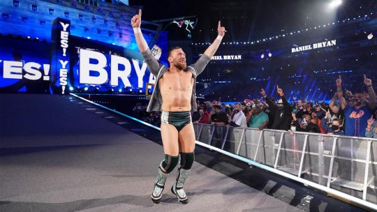 Backstage Reactions to Daniel Bryan's WWE Contract Expiration