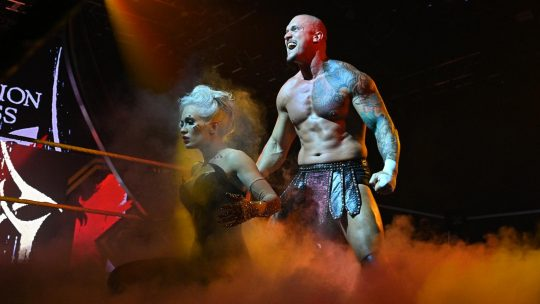 """Karrion Kross and Bronson Reed Wrestled on """"Main Event"""" Tapings Before Raw"""