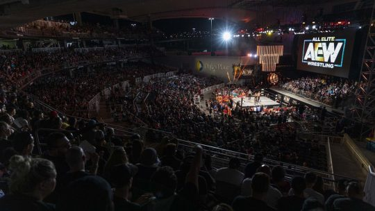 AEW Double or Nothing Will Have a Full 100% Capacity Crowd