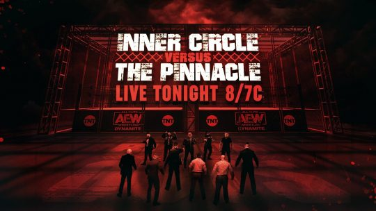AEW Dynamite Blood & Guts Results - May 5, 2021 - Inner Circle vs. The Pinnacle
