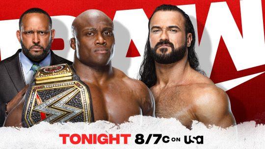 WWE Raw Results - May 10, 2021 - Lashley vs. McIntyre
