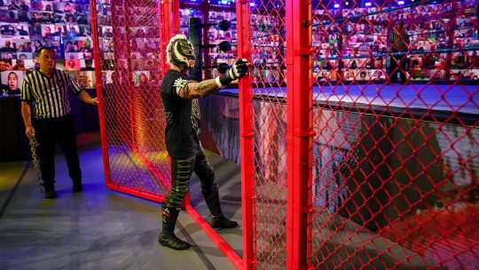 WWE: More on Hell in a Cell Match on SmackDown, New Stage Sets Update, Reginald Update