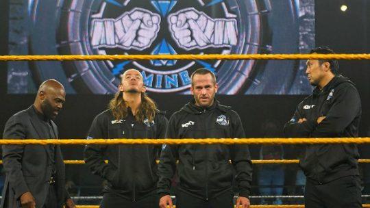 """Diamond Mine"" Debuts on NXT"