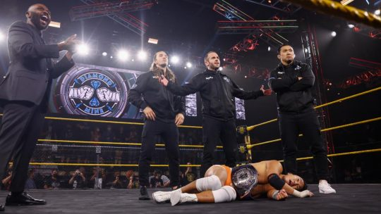 More on Diamond Mine's NXT Debut & Plans for the Group