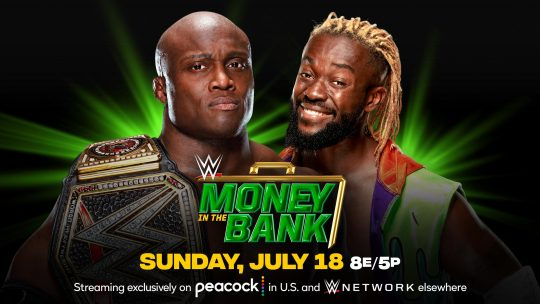 Four Matches Announced for WWE Money in the Bank PPV