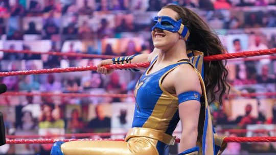 WWE: Nikki Cross Comments on New Superhero Persona, Hell in a Cell 2021 News, Updated SD Ratings