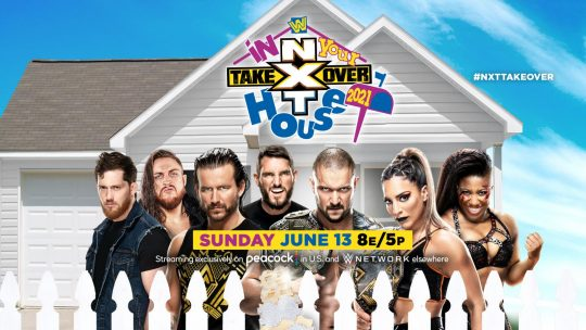 NXT TakeOver: In Your House Results - June 13, 2021 - Fatal 5-Way