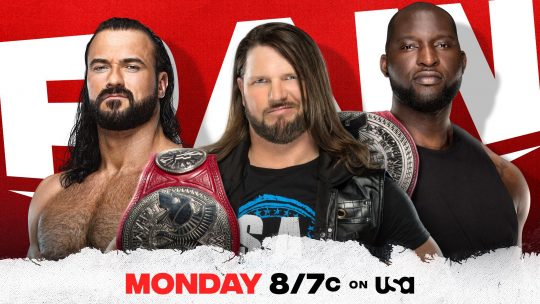 WWE Raw Results - June 14, 2021 - McIntyre vs. Styles