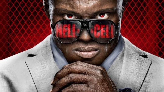 WWE Hell in a Cell Results - June 20, 2021 - Lashley vs. McIntyre