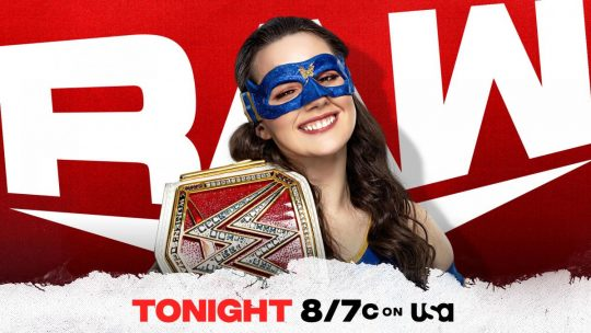 WWE Raw Results - July 26, 2021 - Nikki A.S.H. vs. Charlotte Flair