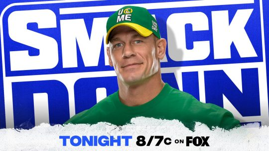 WWE SmackDown Results - July 23, 2021 - Cena & Reigns, Storm Debuts