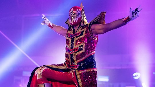Gran Metalik Reportedly Asks for His Release From WWE