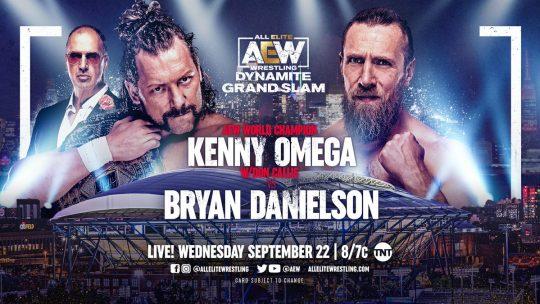 AEW Dynamite: Grand Slam Card for Tonight
