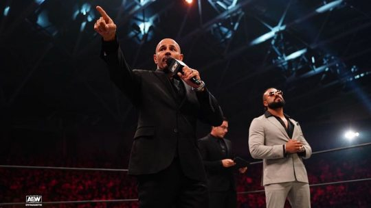 Why Chavo Guerrero Was Written Off of AEW TV