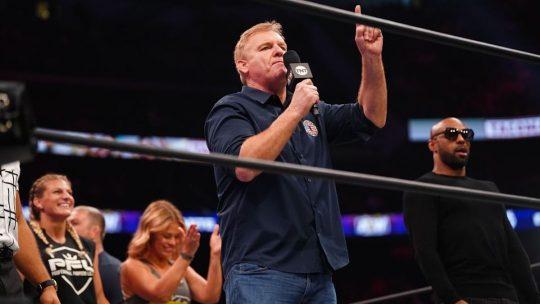 Interview: Dan Lambert on Working in AEW & AEW vs. WWE Product Differences