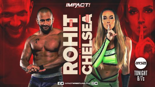 Impact Results - Sep. 23, 2021 - Josh Alexander vs. Ace Austin