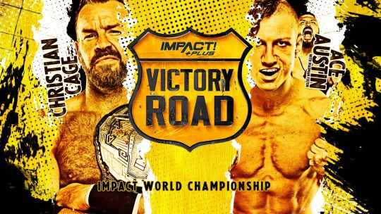 Impact Victory Road Results - Sep. 18, 2021 - Christian Cage vs. Ace Austin