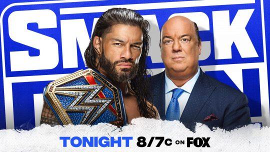 WWE SmackDown Results - Sep. 17, 2021 - Big E & Balor vs. Usos