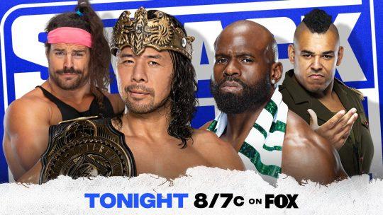 WWE SmackDown Results - Sep. 24, 2021 - Roman Reigns vs. Montez Ford