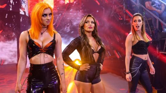 WWE Reportedly Planning New Edgier Content Direction for NXT 2.0