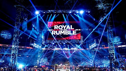 WWE Royal Rumble Will Take Place at 60,000+ Seat Stadium in St. Louis