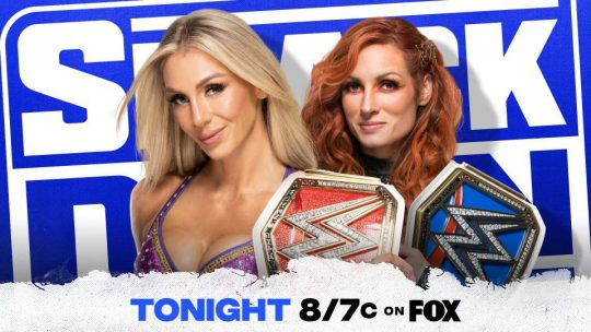 Charlotte Flair and Becky Lynch to Exchange Titles Tonight on SmackDown