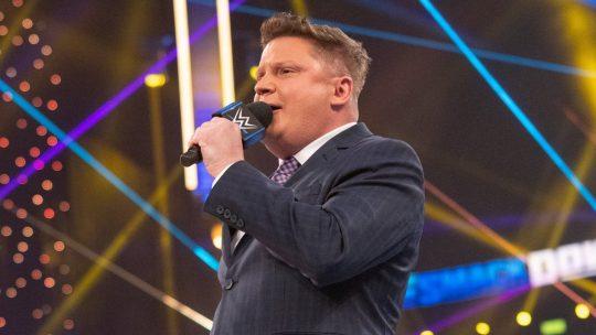 WWE Ring Announcer Greg Hamilton Released