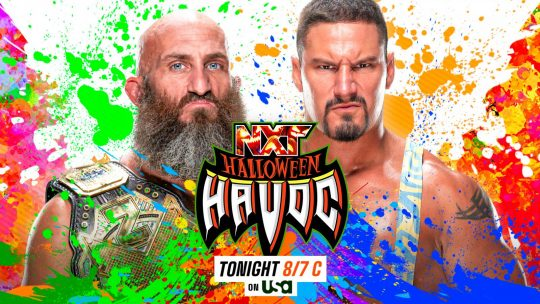 NXT Results - Oct. 26, 2021 - Halloween Havoc - Four Title Matches